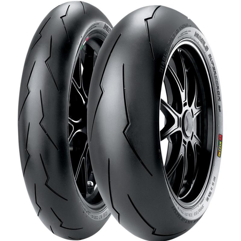 Pirelli Diablo Supercorsa V2 SP