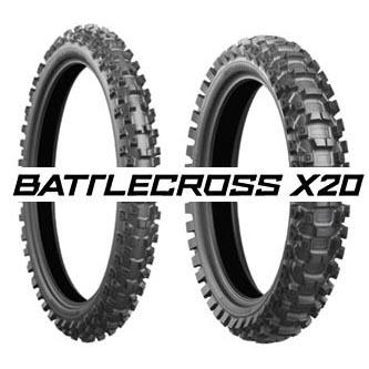 Bridgestone Battlecross X20
