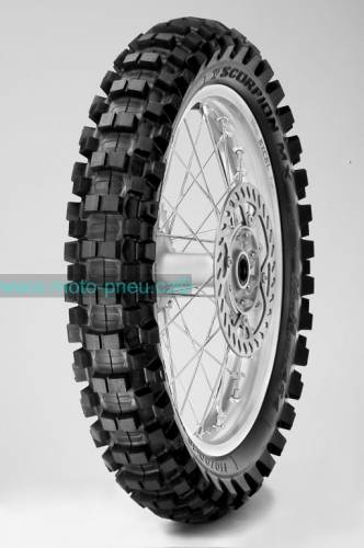 Pirelli Scorpion MX Mid Hard