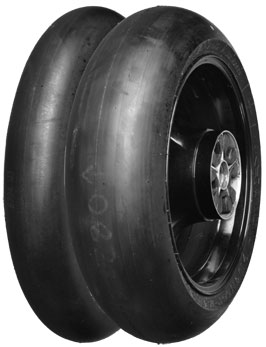 Dunlop KR106, KR108 slick