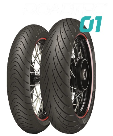 Metzeler Roadtec 01 diagonal