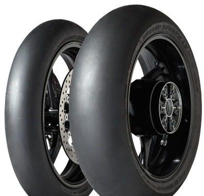 Dunlop D212 GP RACER Slick