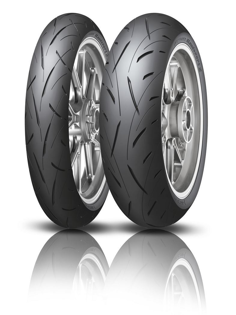Dunlop Sportsmax Roadsport 2